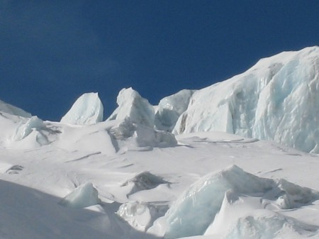 Mer de Glace a Chamonix