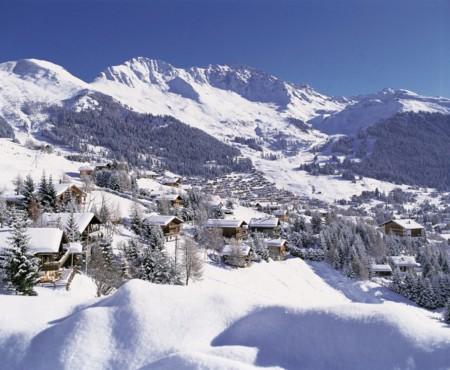 Verbier, Cantone Vallese, Svizzera