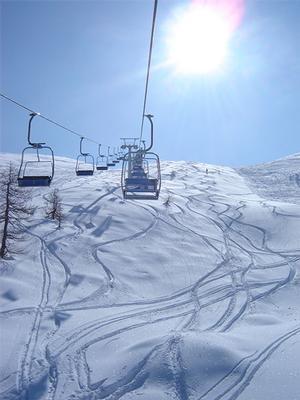 Photo of Sciare in Piemonte nelle piccole stazioni