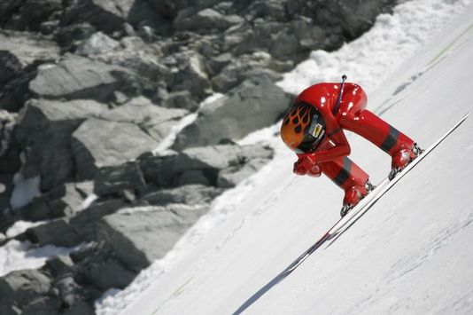 speed skiing, Simone Origone