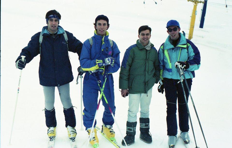 prato nevoso anni 90