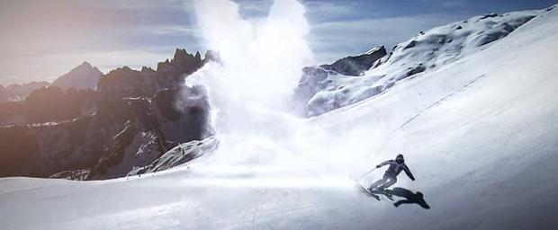 Accade solo sulle Dolomiti
