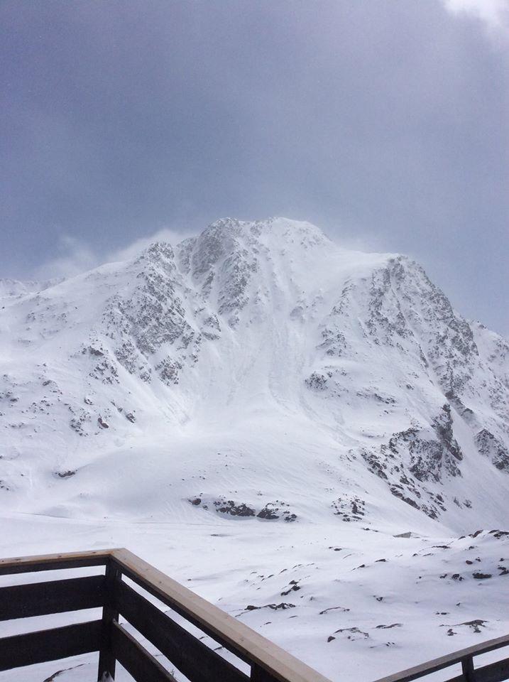 Ghiacciai e montagne della Val Senales