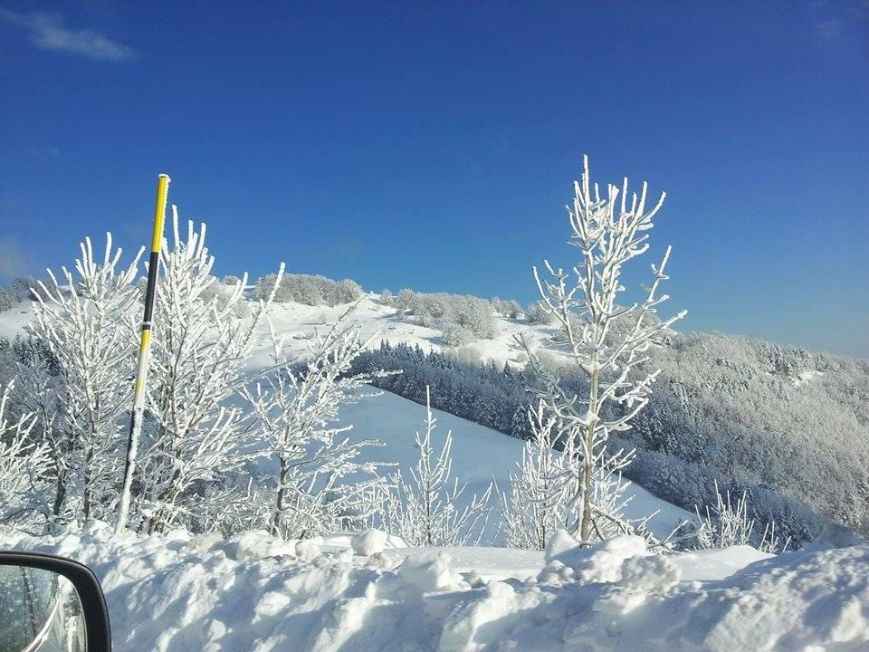 Sciare al Cimone - Sestola: neve splendida
