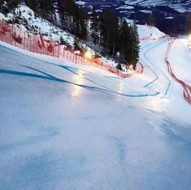 downhill streif
