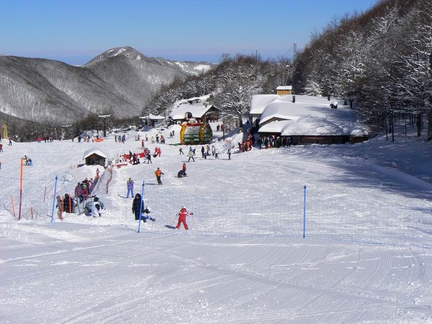 Photo of Sciare a Corno Alle Scale sull'Appennino Bolognese