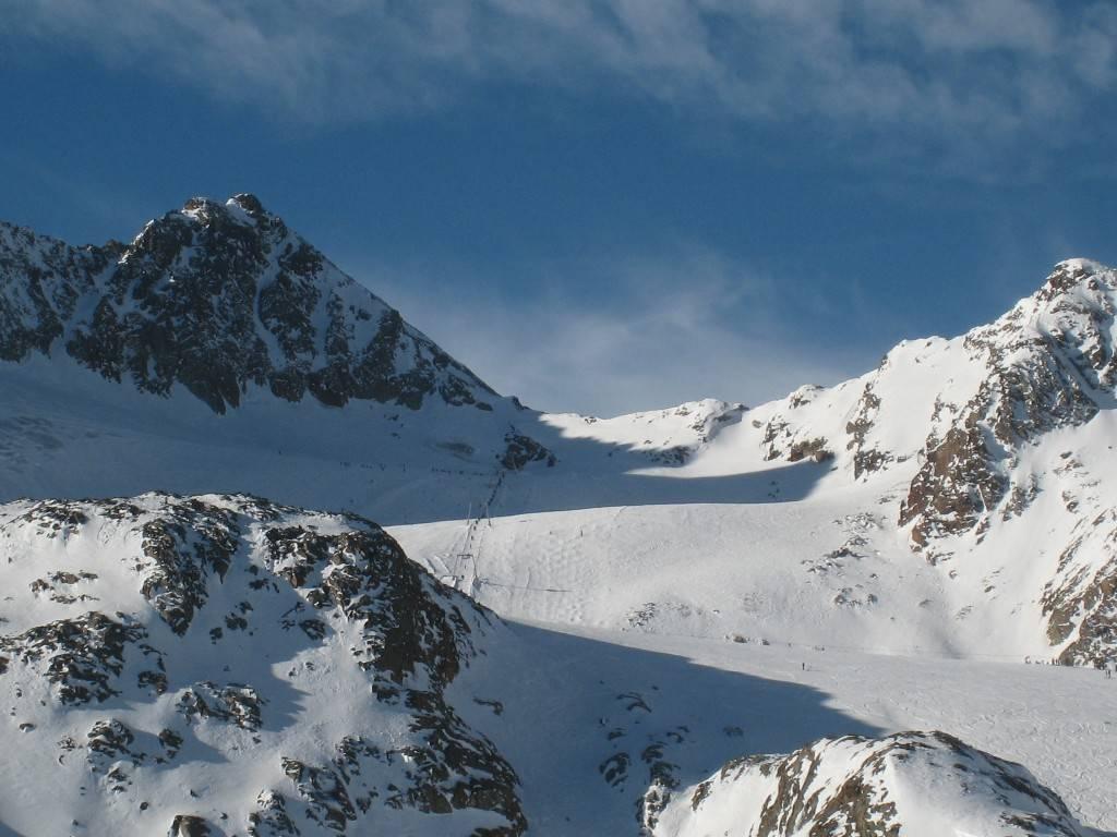 sciare sullo stubai