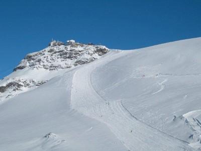 Pista Ventina Cervinia Piste più lunghe delle Alpi