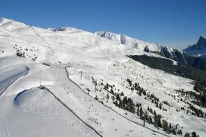 piste da sci a Plose