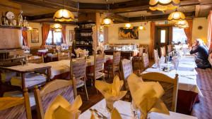 Il ristorante de l'Hotel La Baita di Livigno