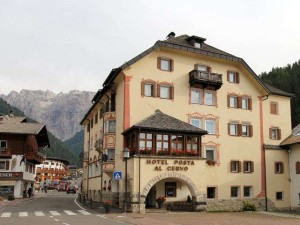 hotel posta al cervo selva di val gardena