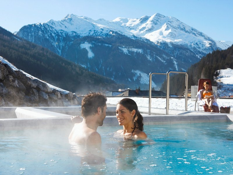Photo of Terme Villach in Carinzia: Kaernten Therme a Warmbad