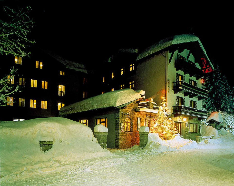 Photo of Recensione Hotel Courmayeur in Valle d'Aosta