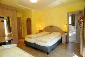 Hotel Piccolo Mondo: una delle camere.