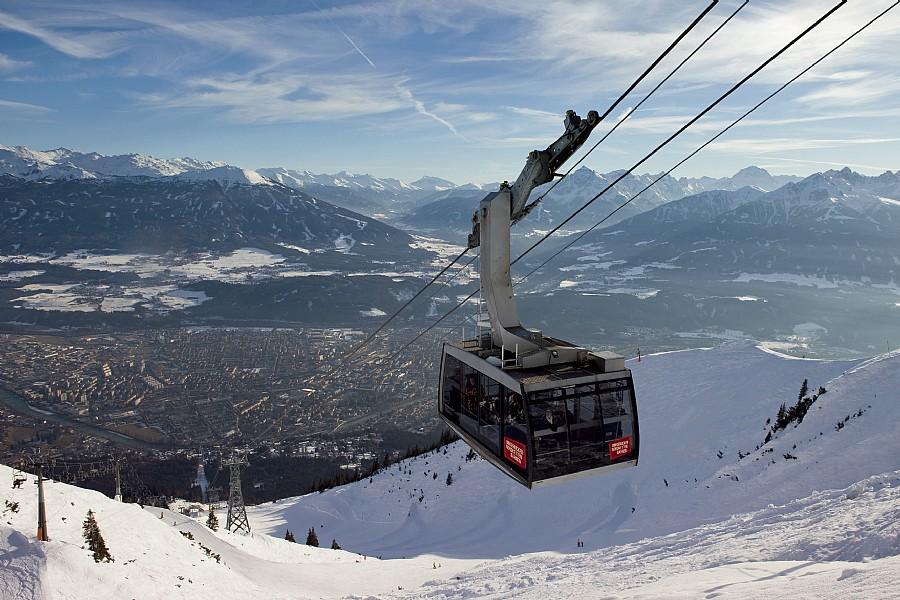 Photo of Sciare ad Innsbruck – Tirolo – Austria
