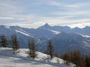 Sciare a San Sicario