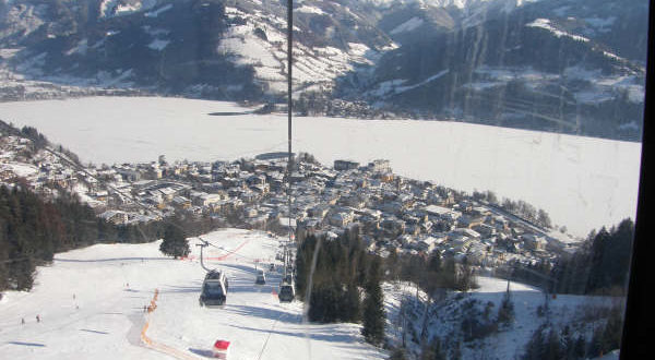 Sciare a Zell Am See