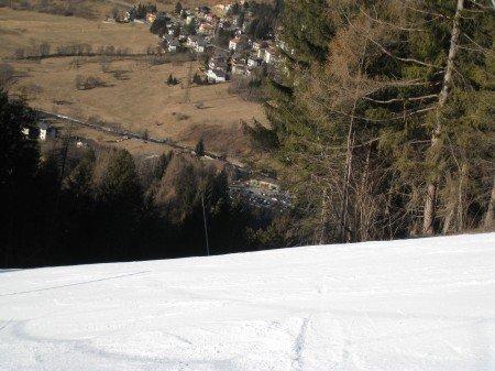 Photo of Recensione della Pista nera Temù in alta Valcamonica