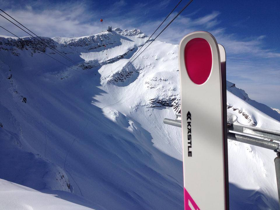 Sciare a Gstaad