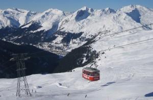 Sciare a Davos Klosters