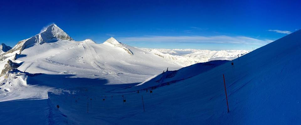 Sciare ad Hintertux - Zillertal 3000