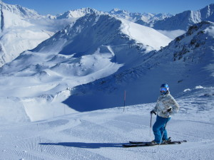 Sciare a La Thuile