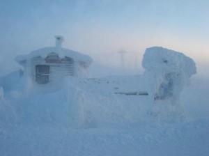 Sciare a Levi in Finlandia