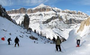 sciare sul sella ronda3