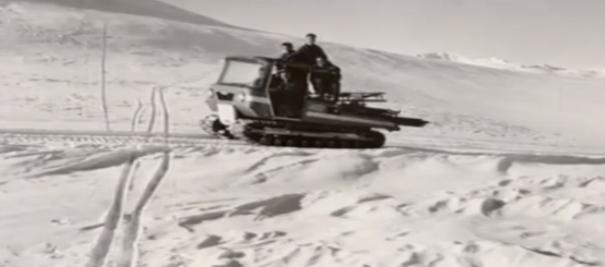 Ski area Mottolino Livigno