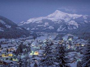 Sciare a Kirchberg