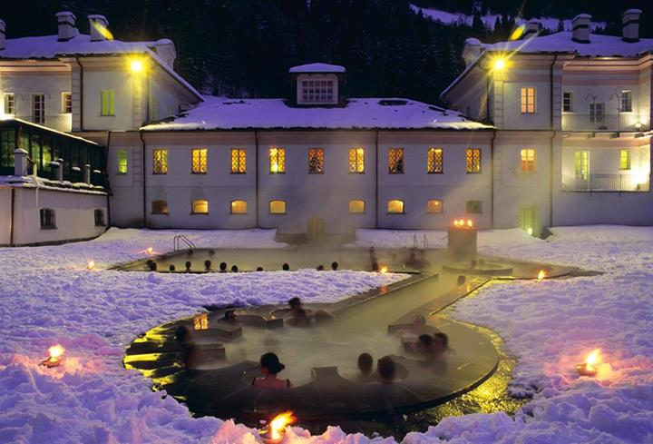 Photo of Guida alle Terme di Prè San Didier vicino a Courmayeur