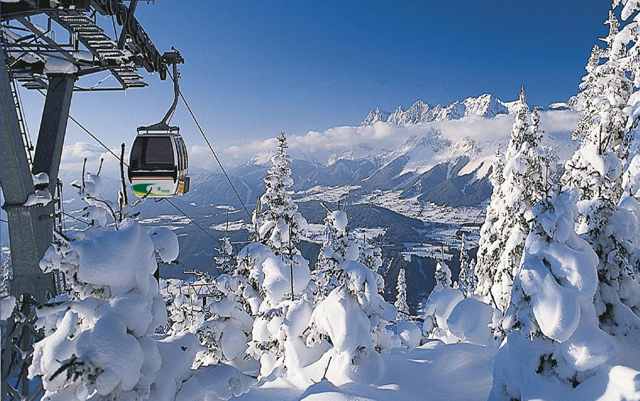 Photo of Guida per sciare a Schladming Planai Dachstein in Austria