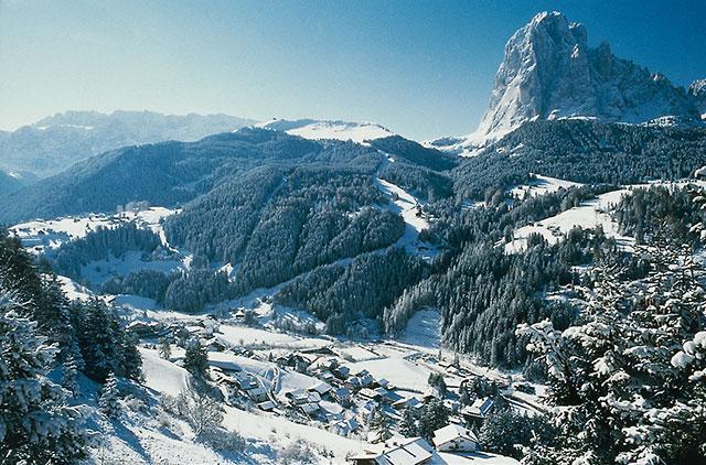 Photo of Sciare a Santa Cristina in Val Gardena