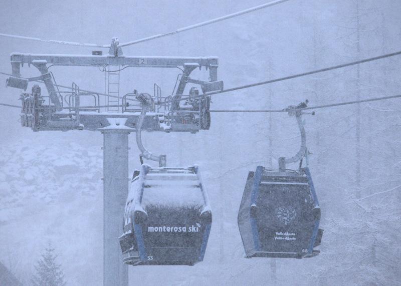 Photo of Nuova telecabina Stafal-Gabiet nel Monterosa Ski: inauguazione ufficiale il 18 Agosto