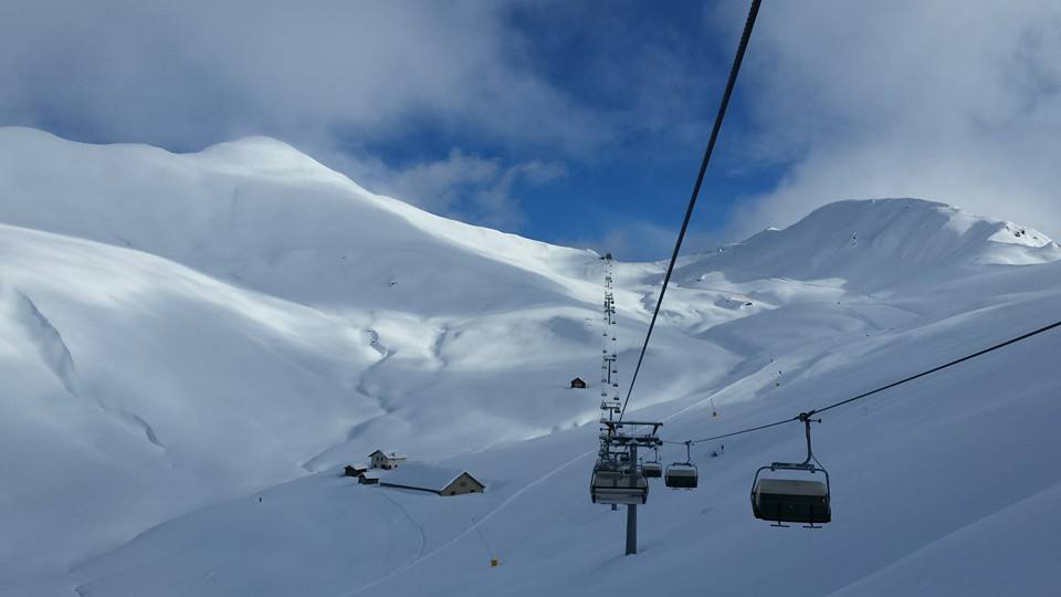 Ski area Ciampac