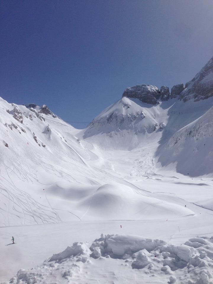 Rifugio Celso Gilberti Monte Canin