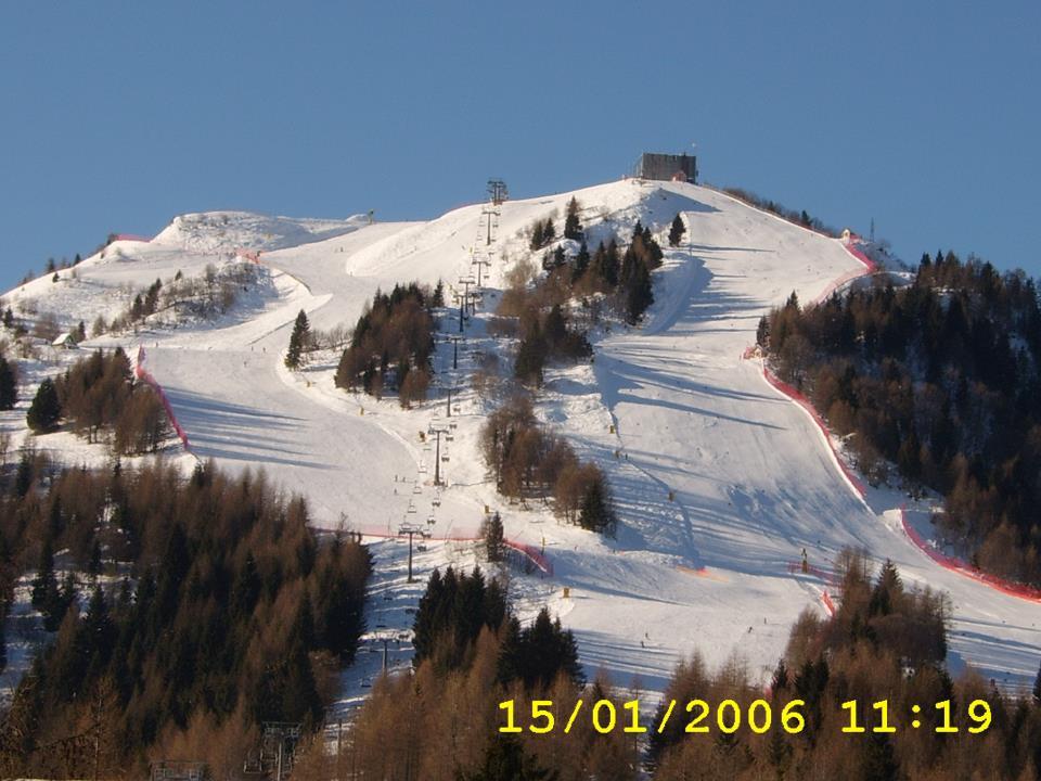 Photo of Piste 1 e 2 sullo Zoncolan a Ravascletto
