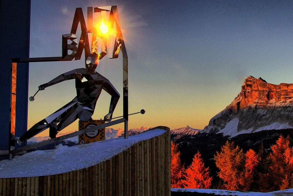 Sciare in Val Badia: Piz La Ila