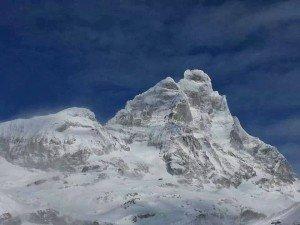 Foto del Monte Cervino