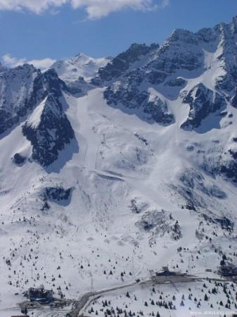 Sciare Adamello Ski: la Pista paradiso Tonale