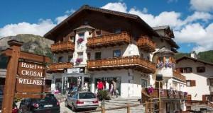 Hotel Welness Crosal Livigno