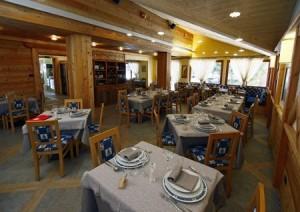Hotel Lo Scoiattolo: il ristorante di cucina tipica valdostana.