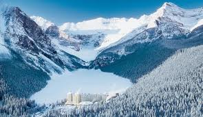 sciare a lake louise