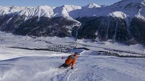 Sciare a Zuoz
