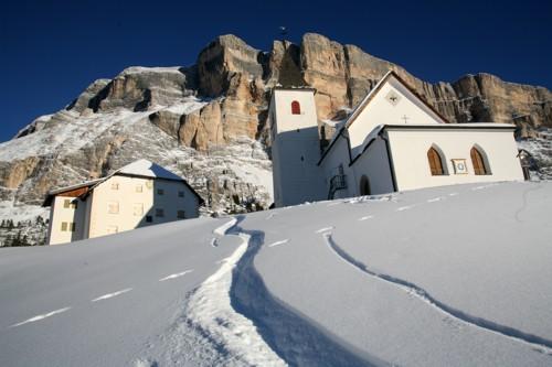 Photo of Tutto sul bellissimo Rifugio Santa Croce  a Pedraces in Val Badia