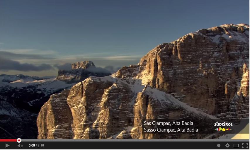 Video inverno in sud tirolo skimania for Houseplans vivente del sud