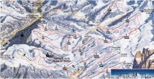 mappa piste alpe di siusi