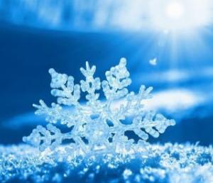 Come si forma un cristallo di neve