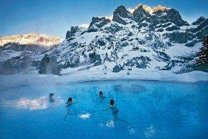 Sciare a Leukerbad