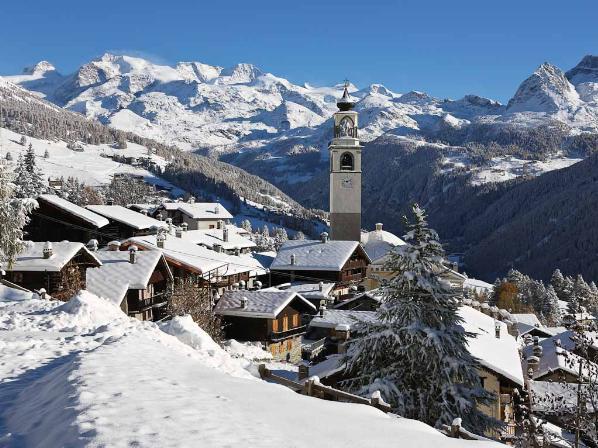 Photo of Guida ad Antagnod in Val d'Ayas, recensione di piste da sci ed impianti e meteo